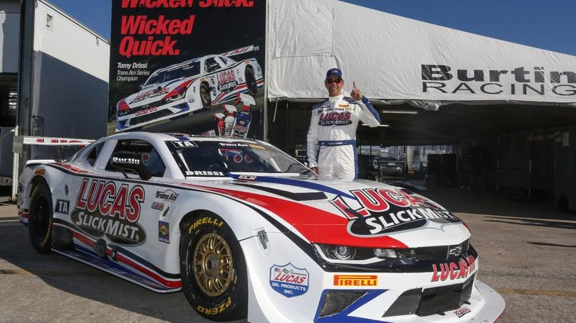 Lucas Oil SlickMist Driver Tomy Drissi Gears Up for Trans Am Double Header at Virginia International Raceway