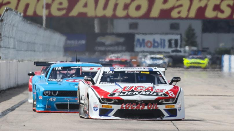 Lucas SlickMist Driver Tomy Drissi Starts Off The 2021 Season Strong at Sebring SpeedTour