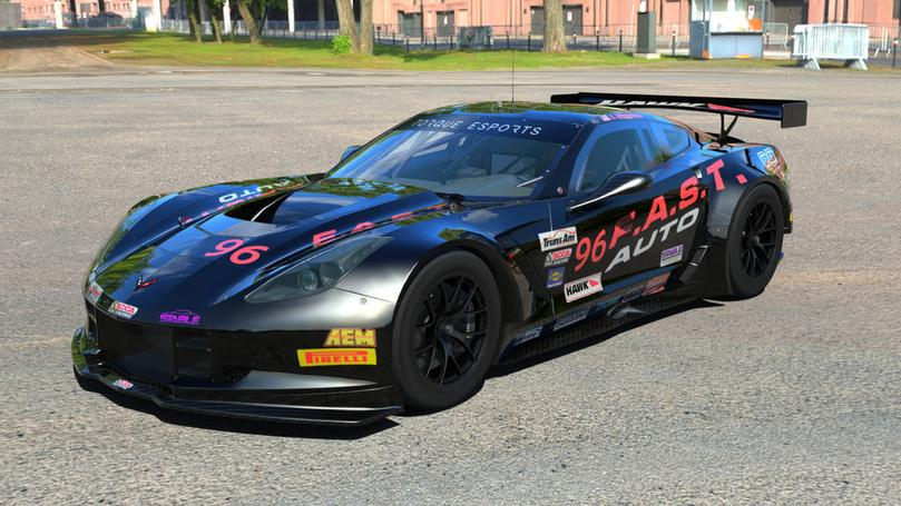Wlostowski Back for More Esports Racing with Atlanta Trans Am