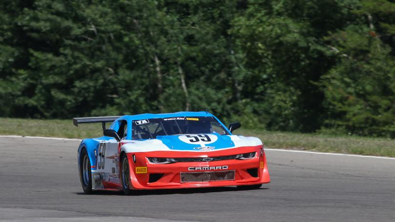 Busy Gregg on the Move for Road America Trans Am