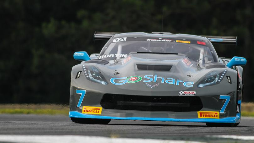 Burtin Delivers Top Five Finish at Road Atlanta
