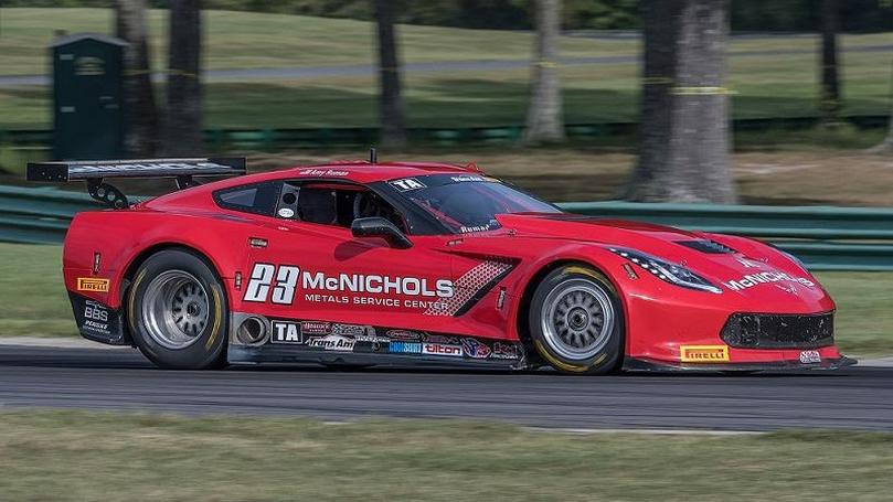 Ruman Back to Trans Am Action at VIRginia International Raceway This Weekend
