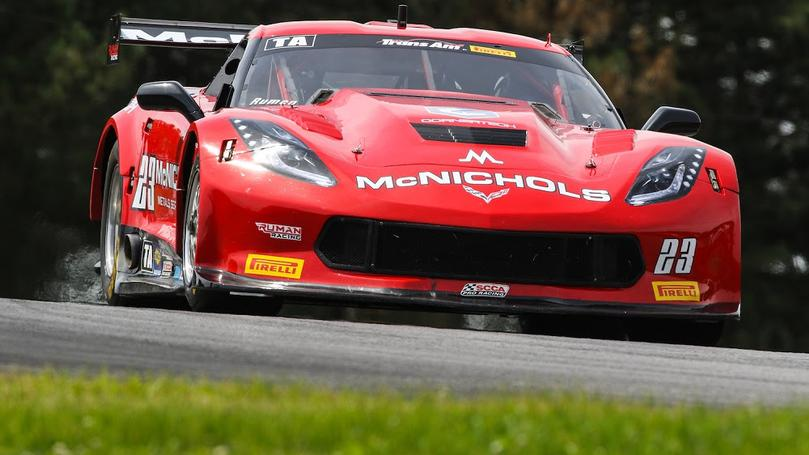 Ruman Heads to Brainerd International Raceway for Trans Am Round 3 – Ryan Companies US, Inc. presents the Jed Copham Tribute