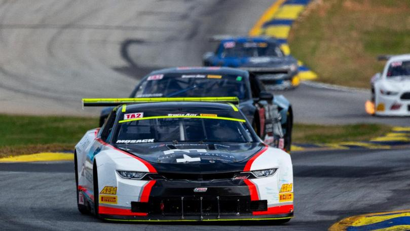 M1 RACECARS WRAPS UP THE 2020 TRANS AM SEASON
