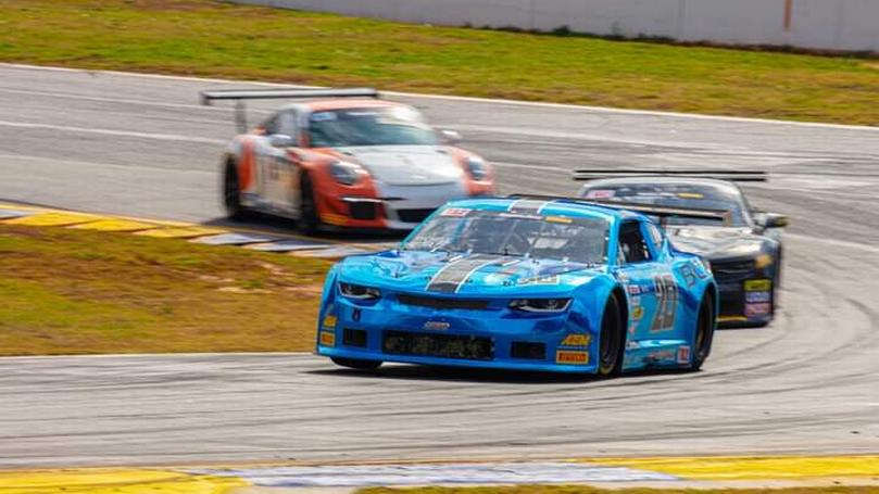 Two Top 15 Finishes for Abbate in Trans Am TA2 National Tour Debut at Road Atlanta