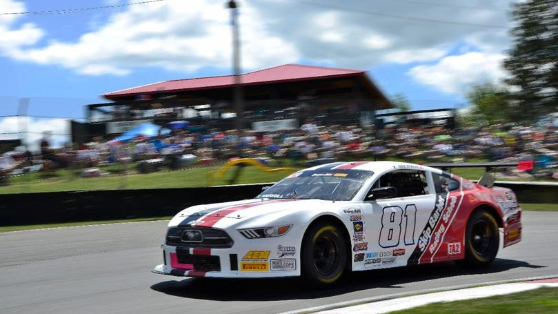 Big Diehl Racing Earns Top Five Finish at Mid-Ohio Sports Car Course
