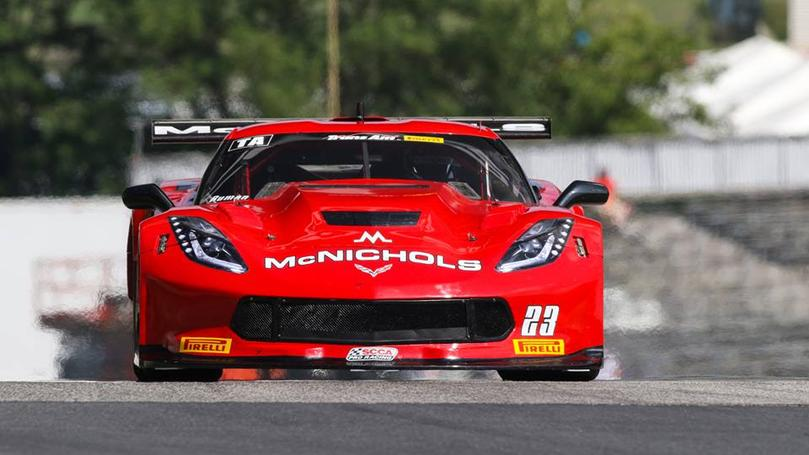 Five Rounds Left – Road America Next for Ruman and Trans Am