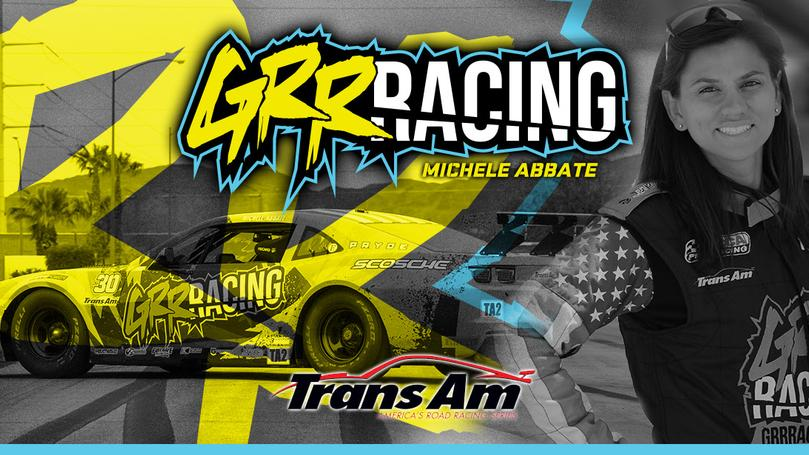 Michele Abbate Nominated for Three Awards Ahead of Trans Am Virtual Awards Ceremony