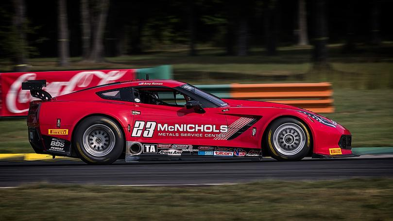 Southern Swing Begins at VIR this Weekend – Ruman Set for Final 3 Trans Am Rounds