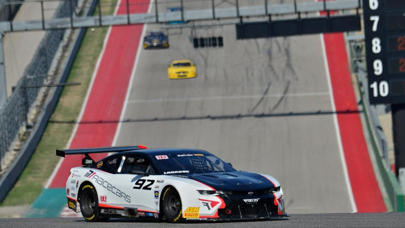 M1 Racecars Team Drivers Lagasse Jr. & Mosler Deliver in Texas