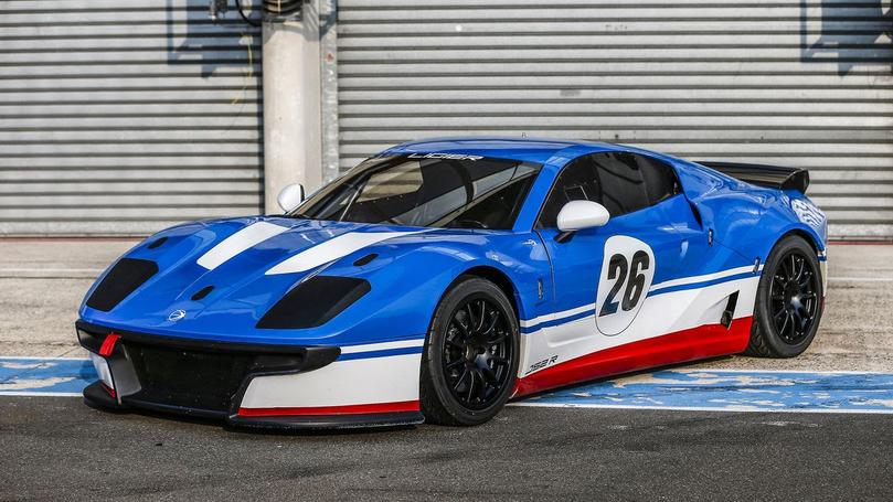 The Ligier JS2 R will battle on American soil in the Trans Am Series in 2020