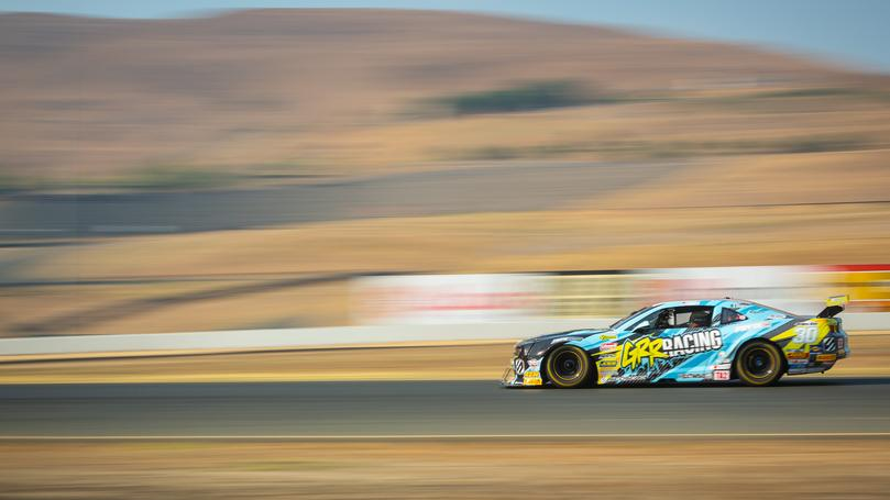 Grr Racing Earns Another Top 5 Finish at Sonoma