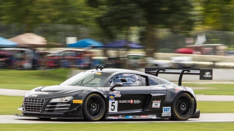 Showtime Motorsports Audi Program Prime for Trans Am XGT