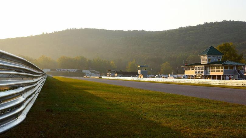 Lime Rock Park Kicks 2021 Off with Trans Am