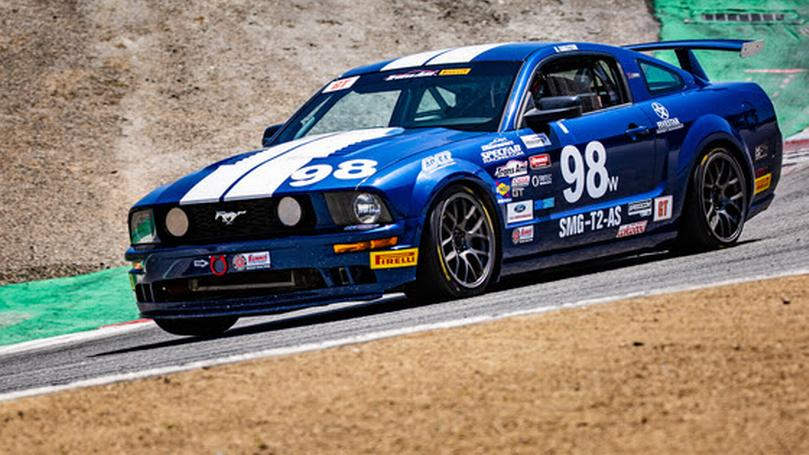 Eagleton Expecting Great Racing as Trans Am GT Returns to Sonoma