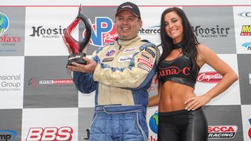 Napieralski takes TA3 American Muscle points lead