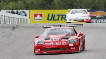 Ruman Scores 2nd at Canadian Tire Motorsports Park