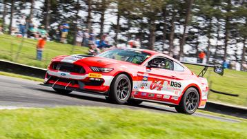 Funk enters Limited-Edition Mustang at Mid-Ohio Sports Car Course