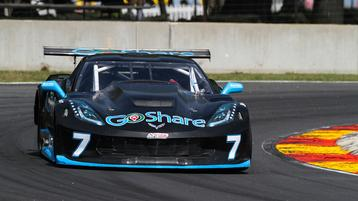 Burtin Racing and GoShare Arrive at Virginia International Raceway