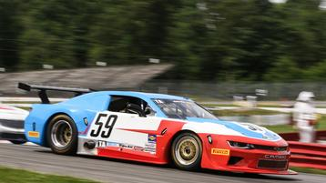 Gregg Aims New Camaro At Brainerd On Special Weekend for Trans Am