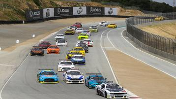Trans Am West Coast Championship Set for Sonoma
