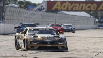 Front Row Start Bodes Well for Tomy Drissi at Sebring Season Opener