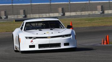 TA2 competitors take to Auto Club for December test