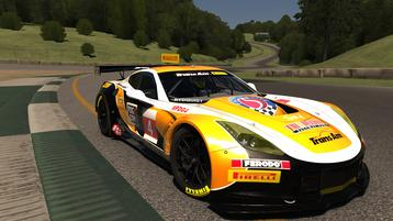 Road Atlanta Next Up for Trans Am by Pirelli Esports Championship