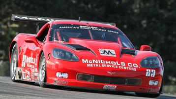 Trans Am Series is Back in Action at Ruman's Home Track Mid-Ohio Sports Car Course for Round 6