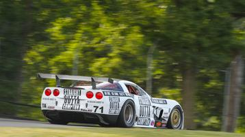Drissi captures third consecutive Mid-Ohio pole, Lawrence takes TA2
