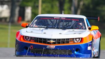 Gar Robinson and Shane Lewis secure one-two finish for Robinson Racing
