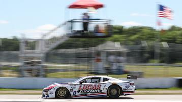 Drissi Returns to Brainerd to Take Trans Am Top Step