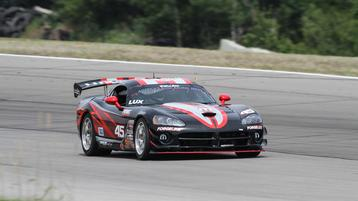 Lady Luck Back in Style As Lux Performance Earns 1-2 in Trans Am Feature