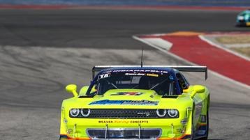Said Captures Second Trans Am Pole in COTA Qualifying