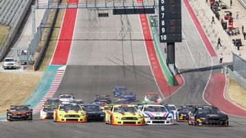 Matos wins Trans Am TA2® in Texas for Silver Hare Racing