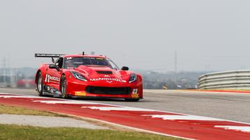 Amy Ruman Set for 100th Career Start at COTA