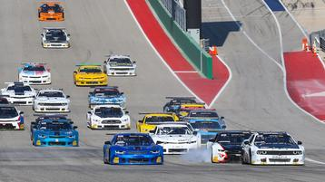 Trans Am Brings Texas-sized Fields to CoTA as Title Chases Ramp Up