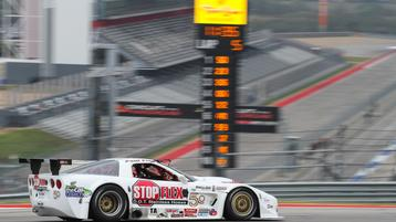 Paul Fix holds COTA clinic, captures Trans Am points lead