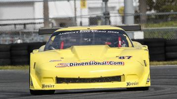 Peterson leads Trans Am in first session of 2014 Finale weekend at Daytona