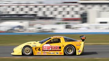 Daytona Disappointment For Paul Fix And #4 Corvette