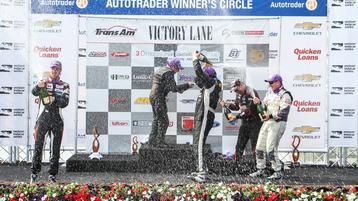 Fields Racing M1 Fastrack earns victory at Belle Isle Grand Prix with Marcelli