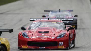 Ruman Ready for Road Atlanta Trans Am Round 3