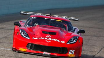 Podium Finish for Ruman in Trans Am Round 3 at Homestead-Miami Speedway