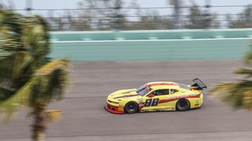 Matos and Heylen Give Coleman Motorsports One-Two TA2 Finish at Homestead-Miami