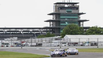 Ernie Francis, Jr., secures Indianapolis Motor Speedway pole position