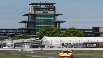 Matos Tops TA2 Practice in Indianapolis
