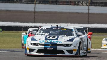One Of The Greats: Burtin Racing Celebrates the Chevrolet Camaro with COTA Trans Am Corral