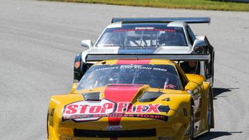 Paul Fix sets the pace in first practice at Lime Rock Park