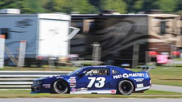 Poitras leads the way for Mike Cope Racing at Lime Rock Park