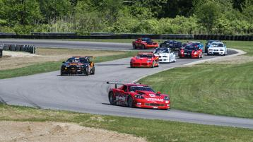 Ruman Secures Podium Finish at Lime Rock Park